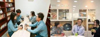 한국바스프, 환경보호 위해 개인 머그컵 사용 사내 캠페인