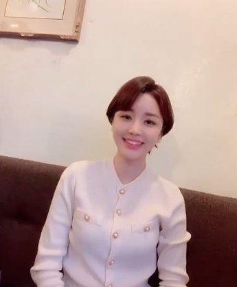 """[#스타샷] '하나뿐인 내편' 윤진이 """"드라마 기다리는 중"""""""