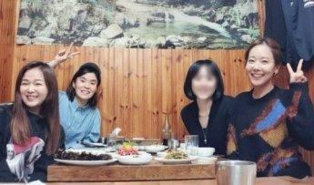 [#스타샷] '내사랑 치유기' 소유진, 절친들과 행복한 한 때