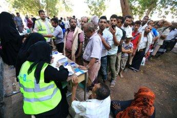 궁지 몰린 사우디, 예멘 호데이다항 공격 잠정 중단