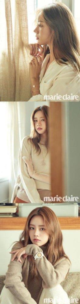 걸스데이 혜리, 프랑스 파리 촬영 가을 사진 공개 (화보)