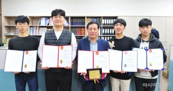 호남대 '한국멀티미디어학회 추계학술대회'서 5팀 우수논문상
