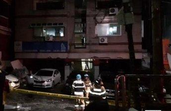 인천 다세대주택 가스 폭발 화재…2명 부상·주민 긴급대피