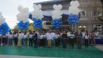 부영, 미얀마에 태권도 훈련센터 기증