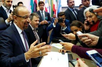 OPEC 감산 규모 논의 '진통'에 국제유가 급락…결론은?