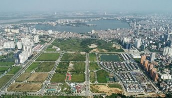 대우건설 베트남 하노이 '스타레이크' 빌라 완판…아파트 분양 진행
