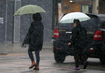 [내일 날씨] 전국 곳곳 눈·비…경상·강원 대설특보 가능성