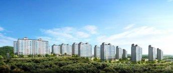 담양군 최초 대단지 브랜드 아파트 '담양첨단문화복합단지 양우내안애 퍼스트힐'