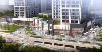 한화건설, '광교컨벤션 꿈에그린' 내 상업시설 분양