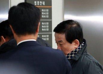 """'채용비리·쪼개기 후원금 혐의' 오현득 국기원장 구속…""""범죄혐의 소명"""""""