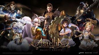 넥슨 '아스텔리아' 출시…내년 PC MMORPG 경쟁 거세진다
