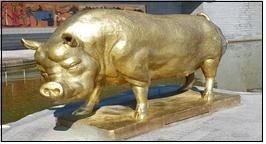 황금돼지의 해…불확실성 최고조