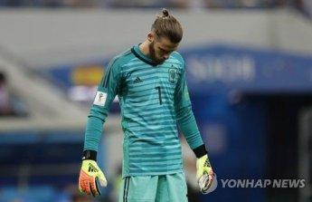 선방쇼 펼친 '철벽' 데 헤아 평점 9.1…포그바 8.4점·손흥민 6.8점
