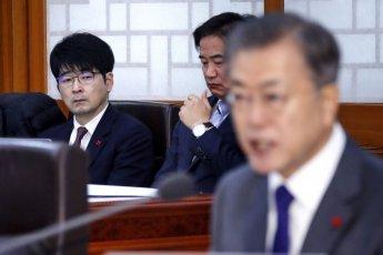 """탁현민 """"청와대 떠날 것""""…靑, 사표 수리 가닥"""