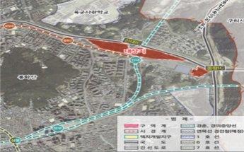 [단독]그린벨트 만지작… 서울시, 초대형 역세권 개발 나선다