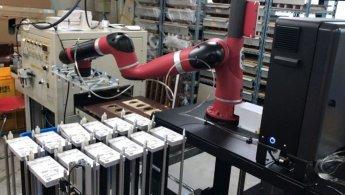 '스마트 로봇산업 역점' 인천시…협동로봇 지원 및 로봇비즈니스센터 활성화