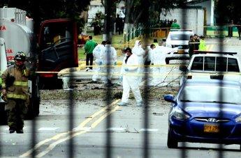 콜롬비아 경찰학교에 차량 폭탄 테러…10명 사망·66명 부상