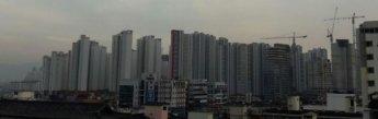 """[르포]'20만 청약' 뜨겁던 창원 유니시티…""""급급매 마피도 반응없어"""""""