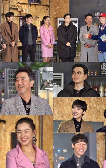 '런닝맨' 명품 배우진 출연…'허당미' 류승룡·'흥하늬' 이하늬 등 매력 발산