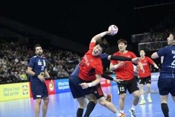 남자 핸드볼 단일팀, 일본 제치고 세계선수권 첫 승