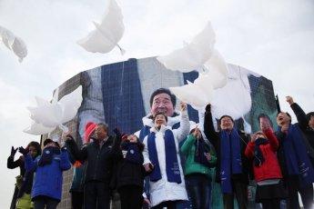 """이 총리 """"평창올림픽, 한반도를 긴장에서 평화로 바꿨다"""""""
