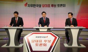 吳·金, 黃 탄핵 공격…'박근혜 사면·김정은 방남'엔 온도차