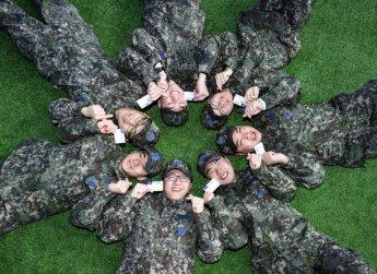 헌혈증 1400장 모아 백혈병 어린이 도운 공군 병사들