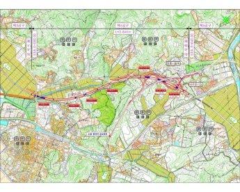한라, 김포~파주 고속도로 건설 수주…1035억 규모