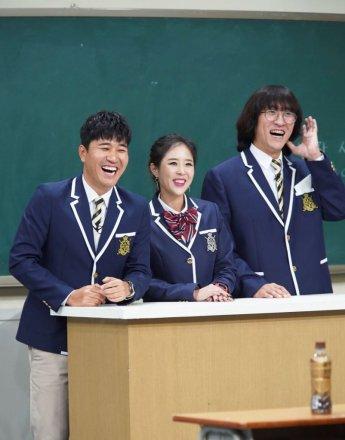 """'아는 형님' 코요태 김종민 """"강호동 덕분에 금연 성공했다"""" 고백"""