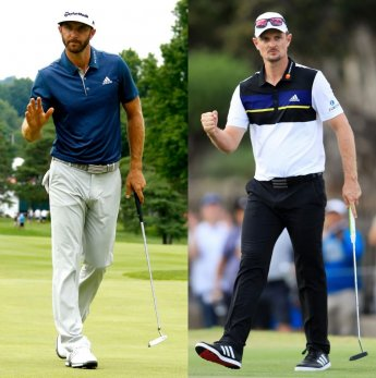 "[2019 PGA투어 기상도] 존슨 vs 로즈 ""시소게임""…우즈는?"