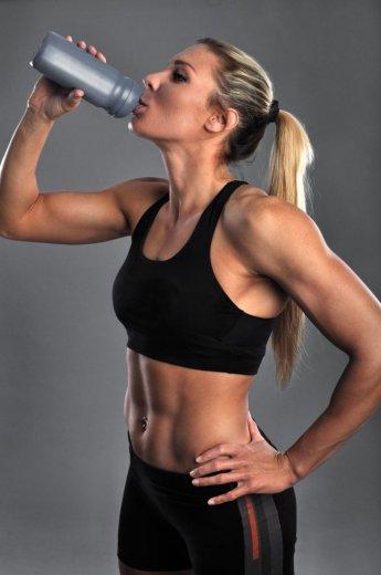 수면 전 단백질 셰이크, 살빼기ㆍ근육강화에 도움
