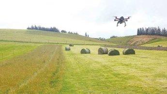 드론, 농업용이 대세…DJI 농업용 판매 두배 증가
