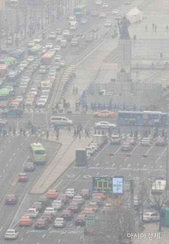 OECD 최악 공기 5위권에 한국…韓·中 석탄발전 비중도 상위권