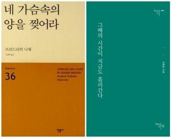 [신간안내] 니체와 김혜련의 시집