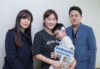 삼성전자서비스, 청각장애 아동 '소리 찾아주기' 사회공헌