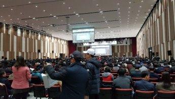 셀트리온, AI원격의료·U헬스케어 본격화…주총 3500명 참석(종합)