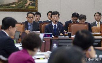 [포토] 문성혁 후보자, 인사청문회