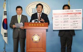 한국당, 검·경수사권 조정안 발표…경찰은 '수사', 검찰은 '기소'에 집중