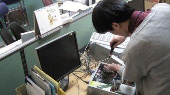 강북구, 취약계층 업무용 PC 100대 무상보급