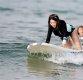 [ST포토] 서핑하는 아지, '혼자서도 잘해요'