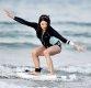 [ST포토] 아지, '즐거운 서핑'
