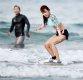 [ST포토] 이다희, '첫 서핑도 수준급'