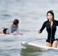 [ST포토] 아지, '열심히 서핑'