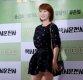 [ST포토] 김혜수, '치마가 너무 짧아요'