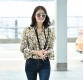 [ST포토] 이시영, '임신 후 취재진 앞에 첫 모습'