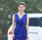 [ST포토] 이엘, '파란 드레스 입고'