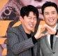 [ST포토]김희원-최원영 '남자들의 하트'