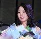 [ST포토] 김자영, 꽃보다 예쁜 얼굴