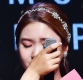 [ST포토] 장은수, '신인상에 눈물이 계속'