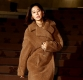 [ST포토]김나영 '두꺼운 털코트 입고'